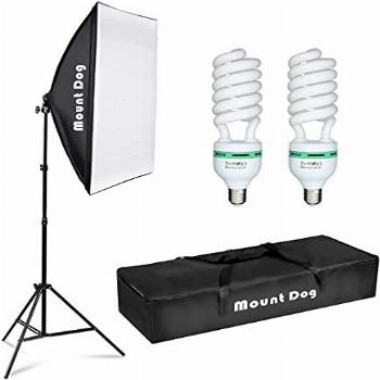 1350W Photography Continuous Softbox Lighting Kit 20