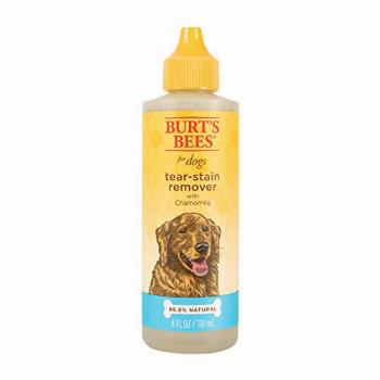 Burt's Bees for Dogs Tear Stain Remover for Dogs with