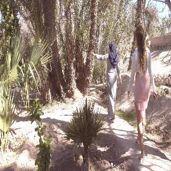 Calm from the Beautiful Chaos - The Zenful Date You'll want in Marrakesh - That Couple Who Travel