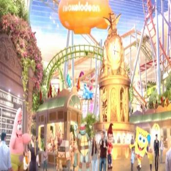 Get ready! The largest indoor theme park in North America is opening this week in New Jersey. The p