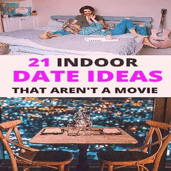 Indoor Date Ideas for Couples including cute activities at home on rainy days, f... Indoor Date Ide