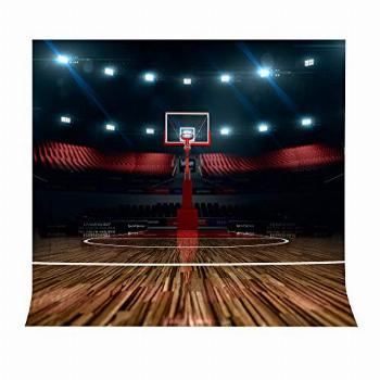 LYLYCTY High - end Basketball Court Background Indoor