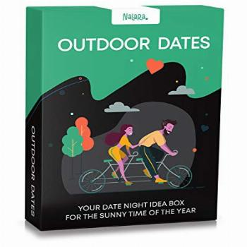 Outdoor Dates - Your Date Night Ideas Box - Couples Games