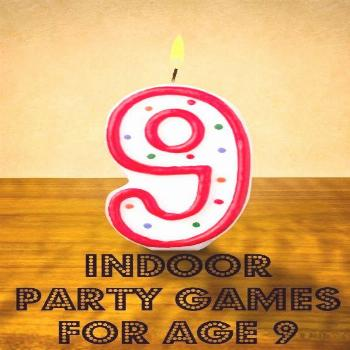 Planning indoor party games for age 9 gets tricky because this age group is past some of the fun ga
