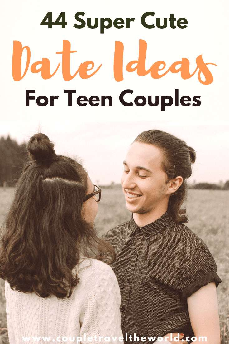 Cute Date Ideas for Teens Cute date ideas for Teens (From a once teenage couple!). A complete list