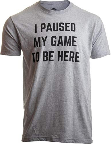 I Paused My Game to Be Here | Funny Video Gamer Gaming