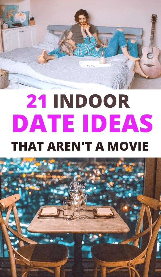 Indoor Date Ideas for Couples (Much Better than Netflix) Indoor Date Ideas for Couples including cu