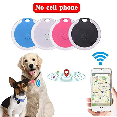 Smart Key Finder Locator, GPS Tracking Device for Kids Pets