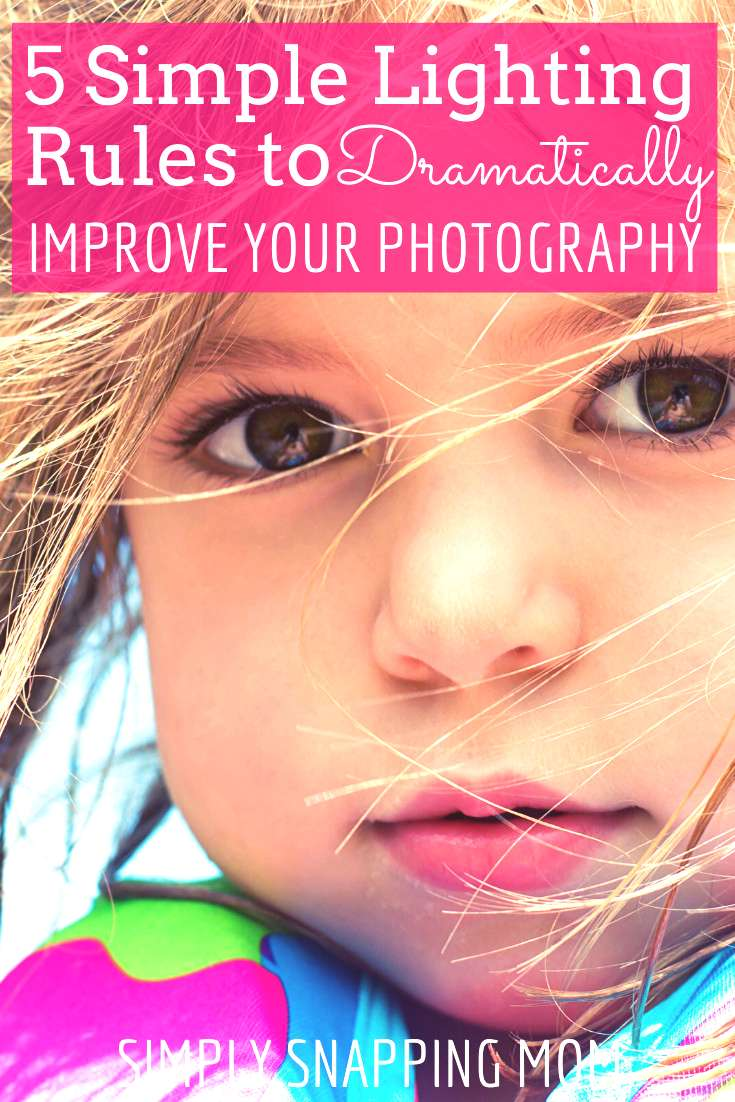 Tips for Photography Lighting Dramatically improve your photography with these 5 simple lighting quotr